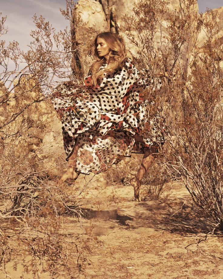 visual optimism; fashion editorials, shows, campaigns & more!: doutzen by jan welters for vogue netherlands march 2015