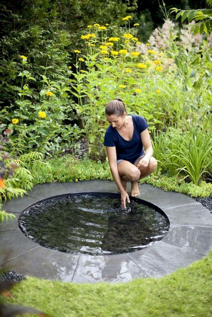 Best 25 backyard ponds ideas on pinterest pond ideas for Prefab waterfalls for ponds
