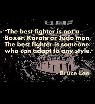 Master Bruce Lee quote
