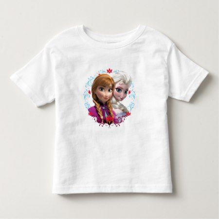 Anna and Elsa | Strong Toddler T-shirt - click to get yours right now!