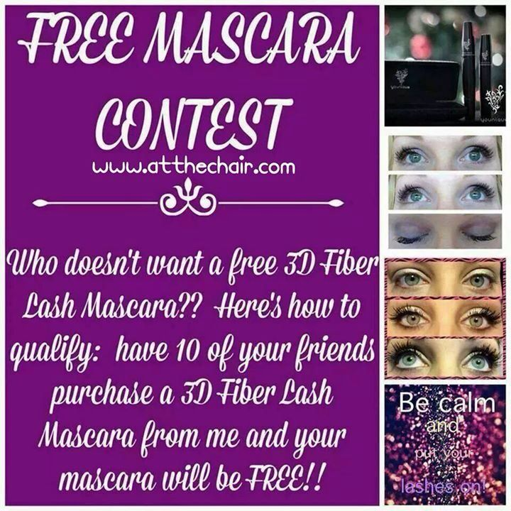 This contest is going on at my current party. Only five days left. I love this contest for those thinking about selling because you will already have ten customers in love with the faces :)https://www.youniqueproducts.com/lmartin123