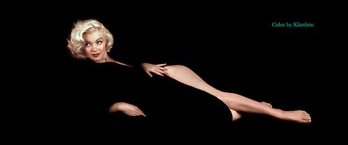Marilyn Monroe - Milton Greene Photoshoot 1953 | by klimbims