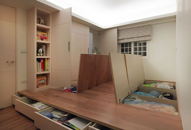 home additions floor platform