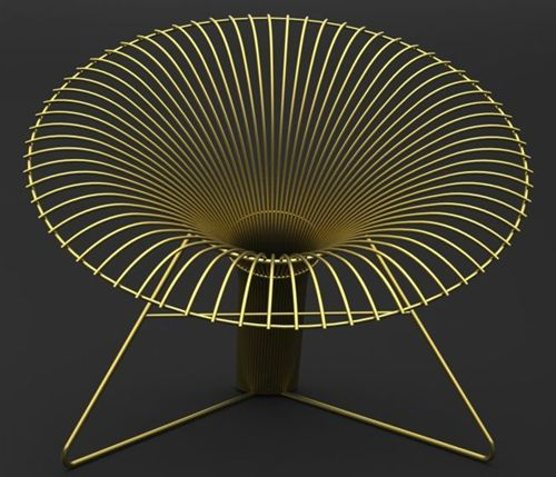 Calla Chair by Dolcefarniente