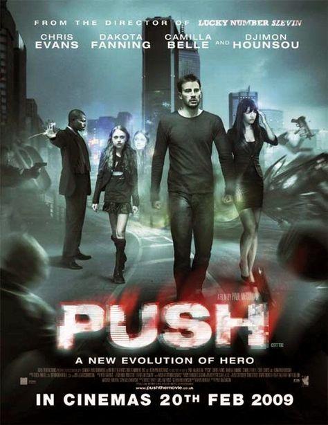 Science fiction film : Push (2009)