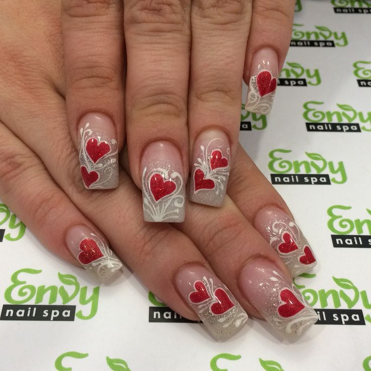 Nail Art Salon Spa Charlottesville Va: 44 Best Images About Valentine's Day And Romance On