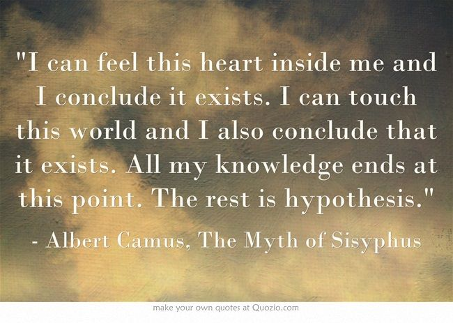 """camus stranger belonging Maybe it was yesterday"""" (camus, the stranger, p1, 1954)  the stranger by albert camus is regarded as one of the prominent works belonging to the genre of ."""