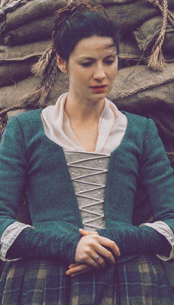 Claire Beauchamp/Fraser/Randall - Outlander (Caitriona Balfe)