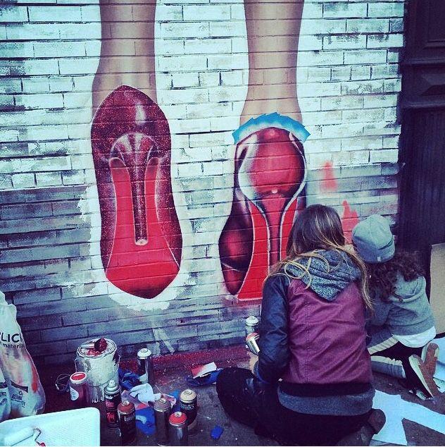 Artist Angela
