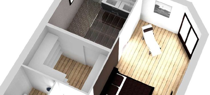 13 best am nager une suite parentale images on pinterest for Plan suite parentale 35m2