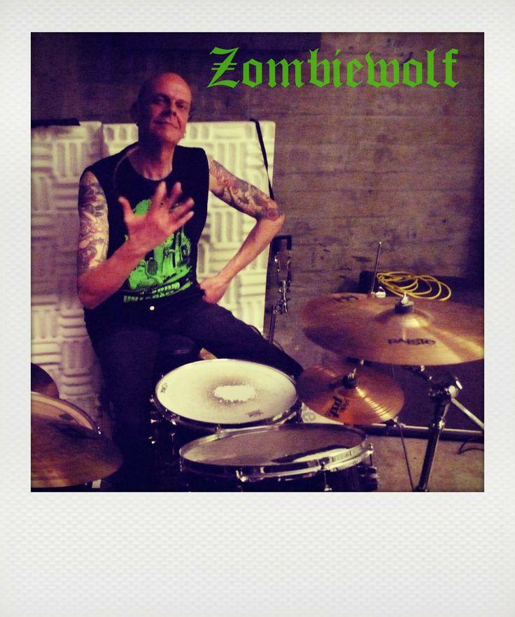 Drummer of Zombiewolf