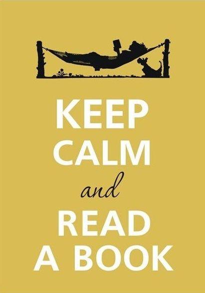 keep calm and read :)
