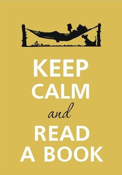 keep calm and read :)