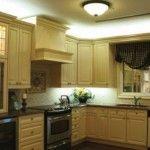 Penataan cahaya pada ruang dapur modern