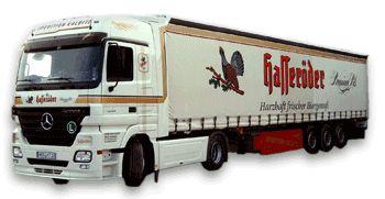 Spedition Kalbitz: Truck Hasseröder
