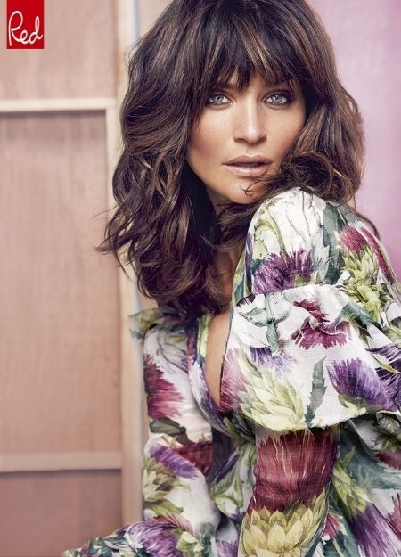 All the things that make Helena Christensen ridiculously happy | Helena Christensen Interview | Red Magazine Cover Stars - Red Online