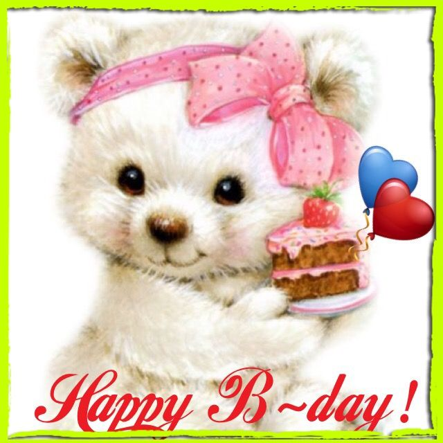 457 best b day greeting cards images on pinterest happy happy bday m4hsunfo