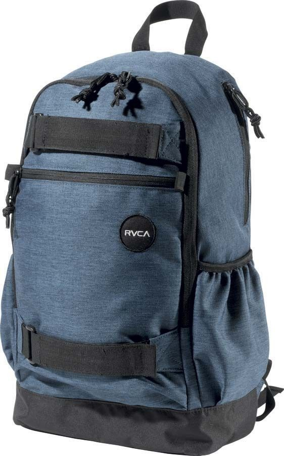 Mochila Rvca PUSH SKATE BACKBACK | NAVY HEATHER Navy Heather