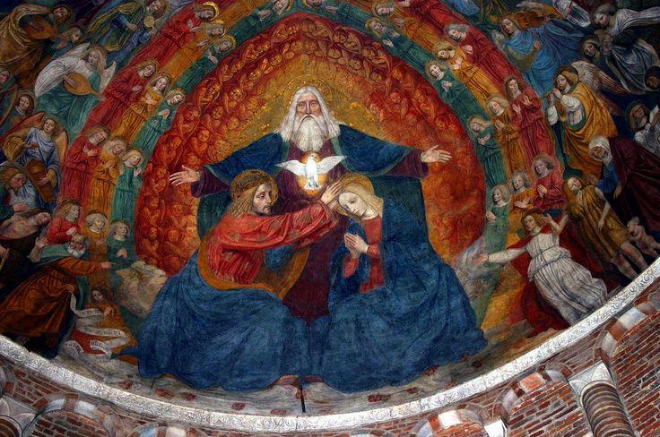 "Dominik Kustra ن en Twitter: ""Hoy celebramos a Sta María Reina. ""Dios te salve…"