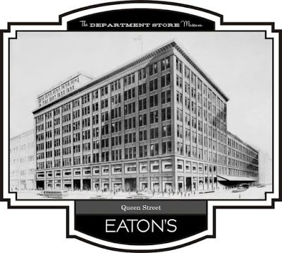 The Department Store Museum: The T. Eaton Co., Ltd., Toronto, Ontario, Canada  I miss the old store, loved it.  Never a fan of the Eaton's Centre, it sucked all the stores of Yonge St and few the crap ones!