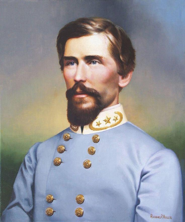General Patrick Cleburn