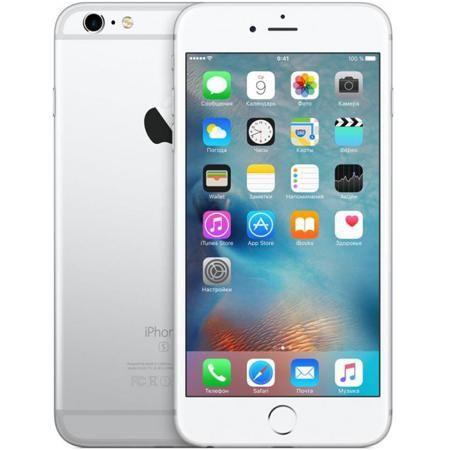 Apple iPhone 6s Plus 128GB Silver (MKUE2RU/A) — 57500 руб. — Смартфон Apple iPhone 6s Plus 128GB Silver (MKUE2RU/A)