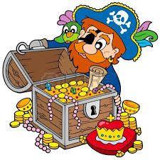 Resultado de imagen para imagen cofre pirata