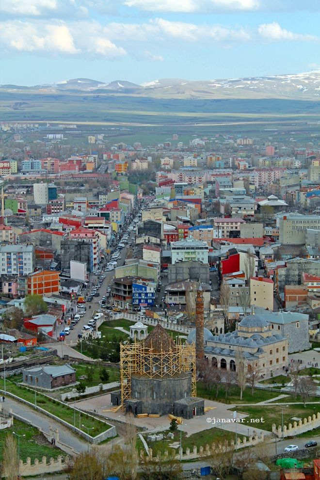 Travel: Kars in Eastern Turkey