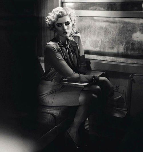 Sophie Sumner | Vincent Peters | Vogue Italia August 2012 | 'Divina'