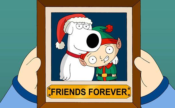 'Family Guy' ratings up as Brian returns | EW.com