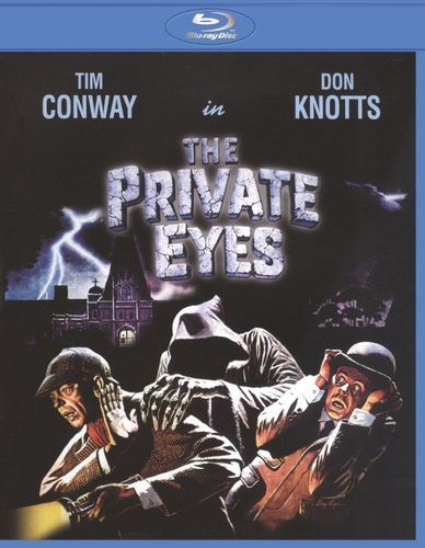 The Private Eyes [Blu-ray] [1980]