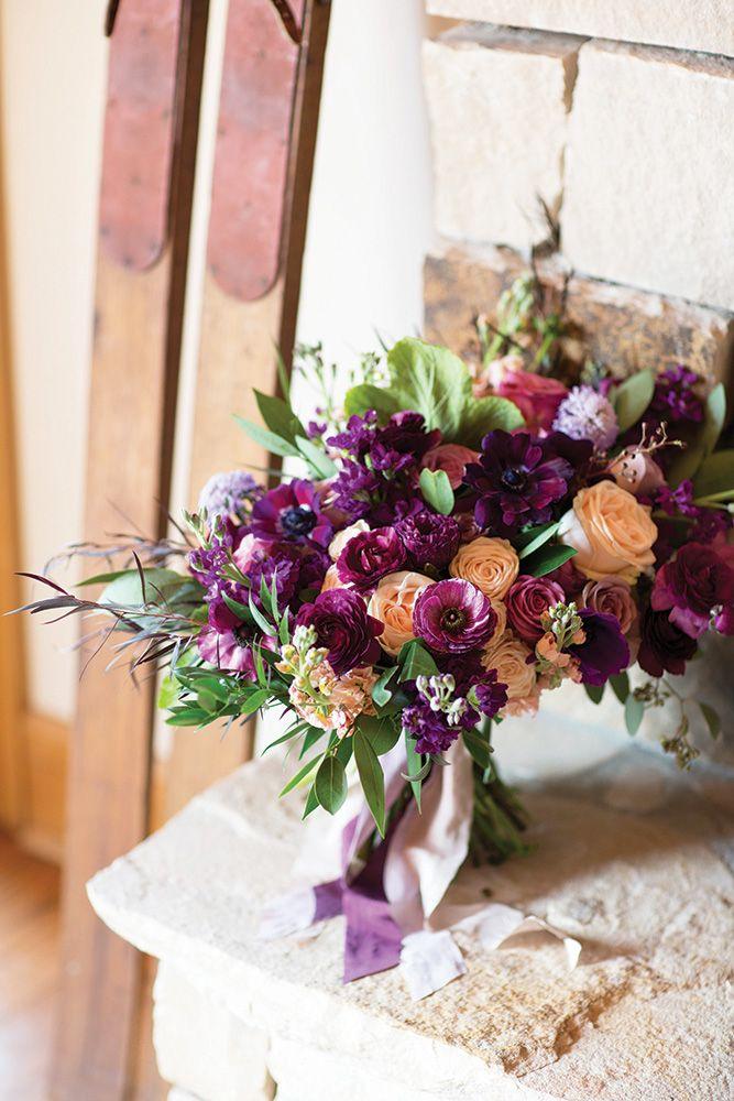 Wedding Ideas Perfect For Your Season Flower Bouquet Wedding
