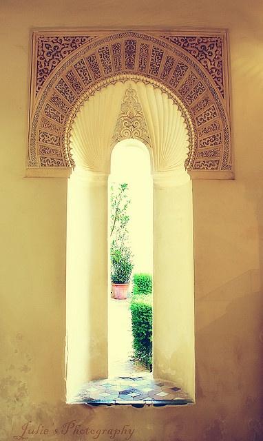 Alcazaba-Malaga, Spain