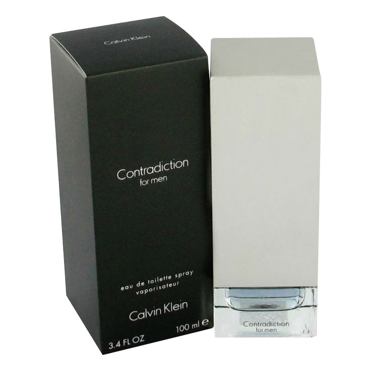 Calvin Klein Contradiction woda toaletowa 100 ml