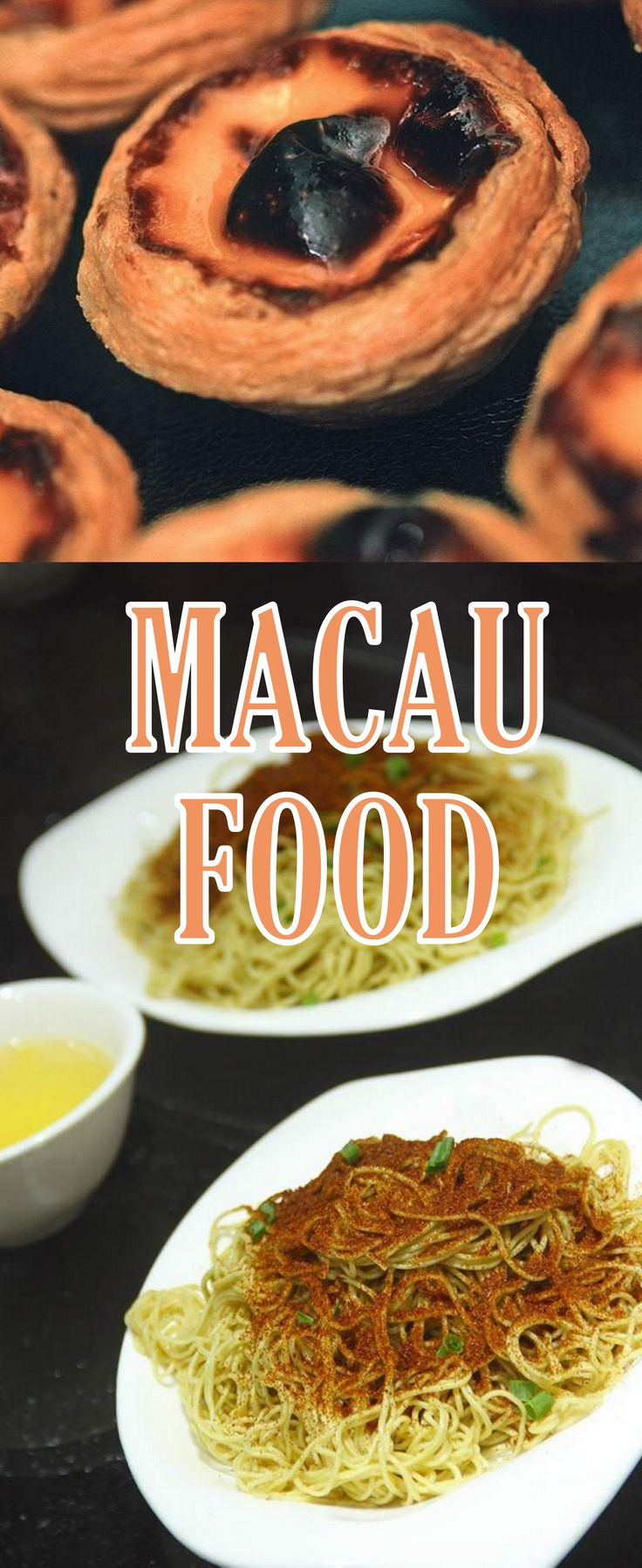 . Macanese food can be found throughout the historic UNESCO World Heritage-listed area of central Macau and the adjoining islands of the territory.