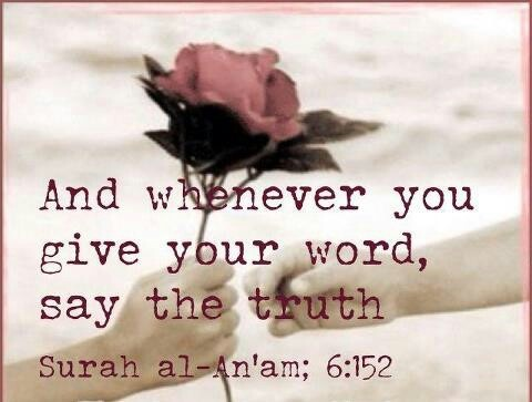 Subhanallah; one of my all time favorite verses from the Quran