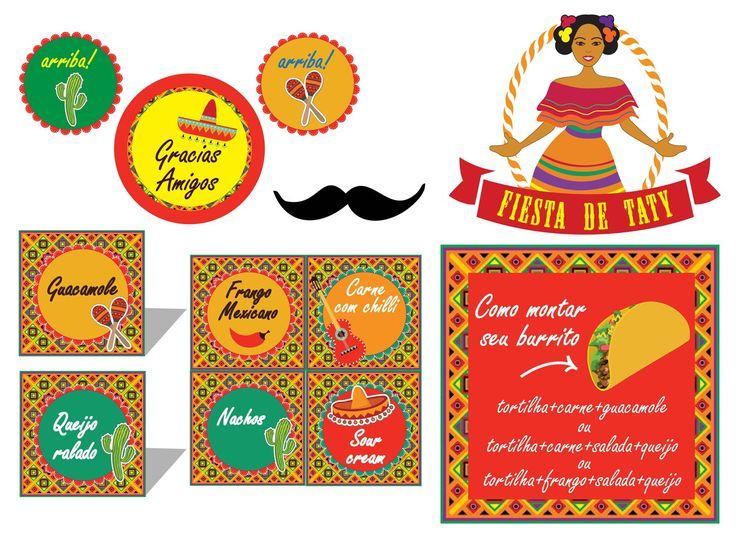 Festa Mexicana | DiFibra | Elo7
