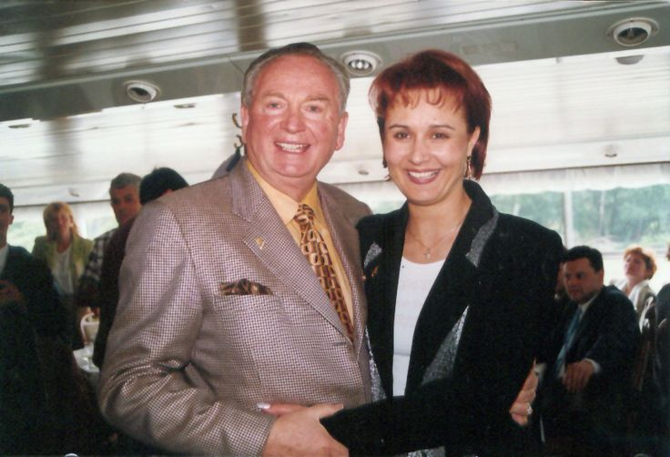 1999. máj. SENIOR Manager  Manageri találkozó  Visegrád hajózás