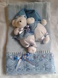 Passo a Passo como fazer Ursinho 3D na Toalhinha de Bebê