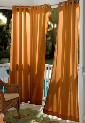 outdoor curtains for back of house
