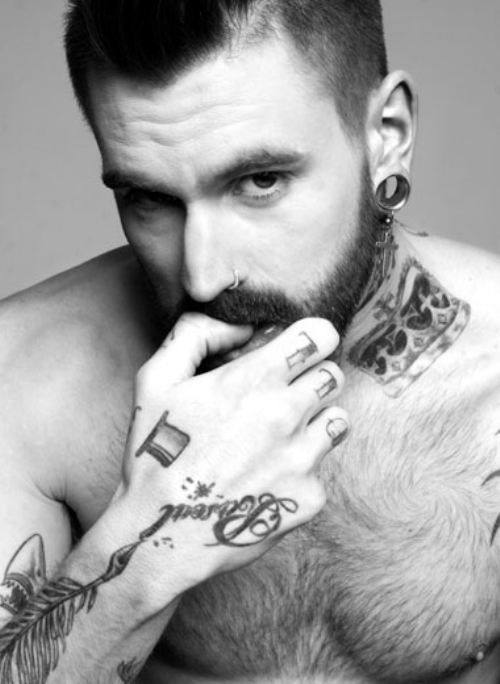 Afternoon eye candy: Ricki Hall Photo Gallery : theBERRY