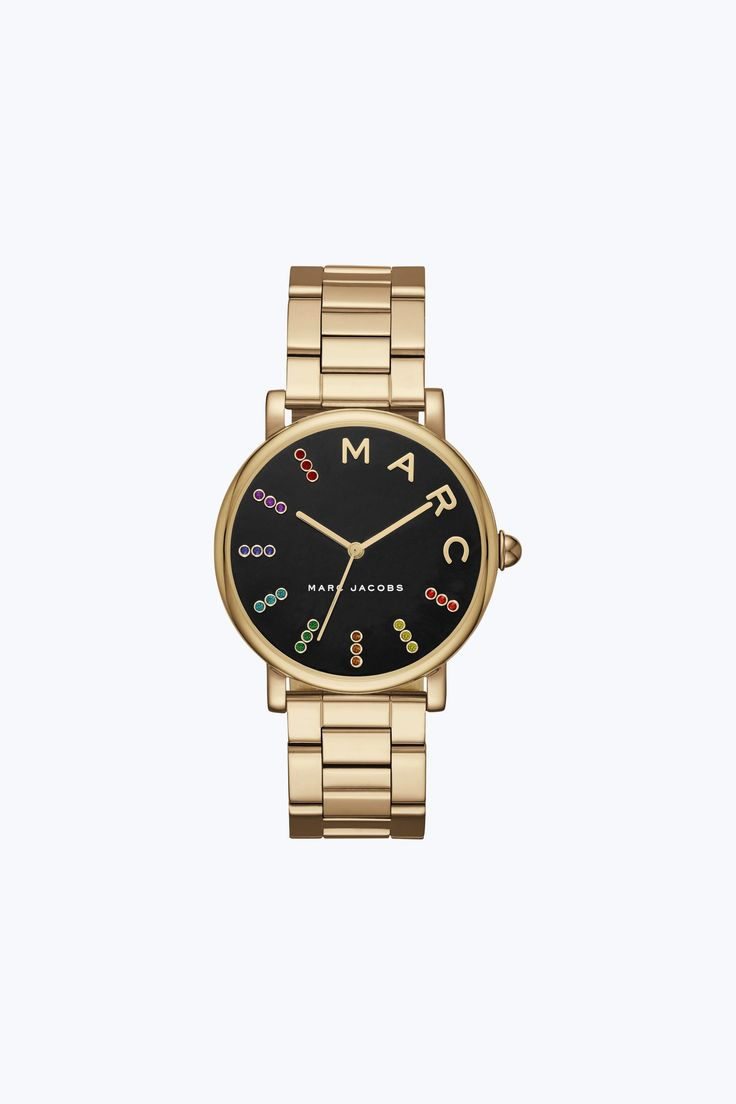 Watch lovers, meet the Marc Jacobs Classic—the ultimate timepiece that's perfectly classic and modern.