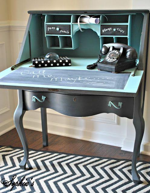 25 Best Ideas About Antique Secretary Desks On Pinterest