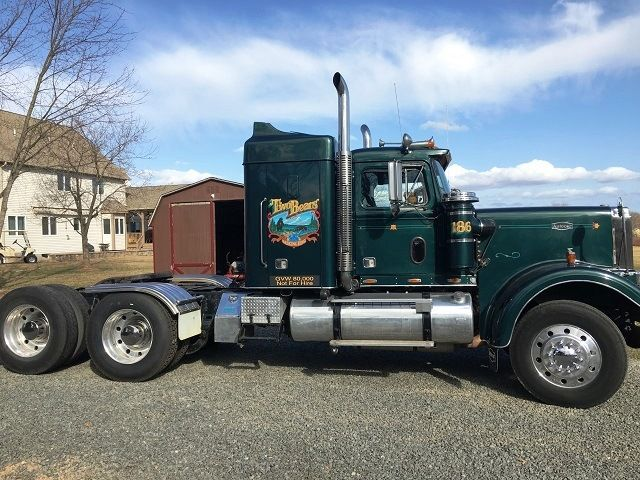 used 1986 Autocar AT-64F Tractor For Sale Click the link below