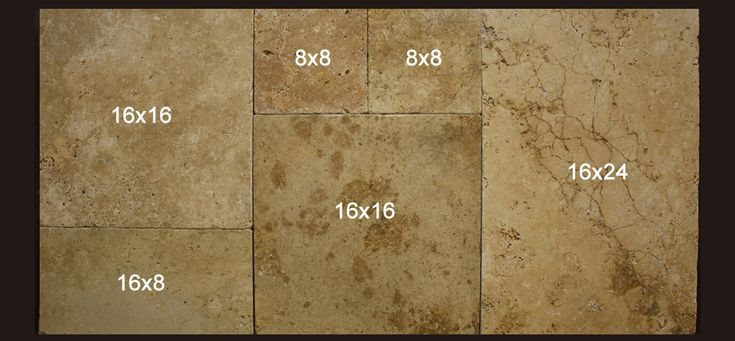 what-is-travertine-french-pattern also known as Versaille