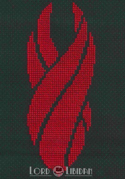 I miss emersive games like Dead Space. My heart was beating the whole time! #deadspace #crossstitch @lordlibidan  https://lordlibidan.com/dead-space-marker-cross-stitch/pic.twitter.com/C85cJHlWeP