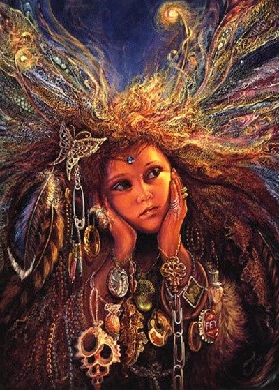 Josephine Wall, Musetouch.