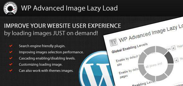 Acelera WordPress con las herramientas Lazy Load