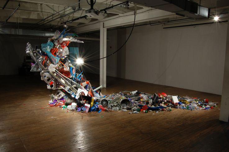 Exquisite Convergence, Jonathan Latiano, 2011.