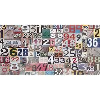 Numero By Sharon Elphick: Category: Art Currency: GBP Price: GBP46.00 Retail Price: 46.00 Pop Art Colourful